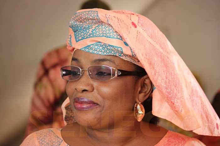Aminata Diallo député (2)
