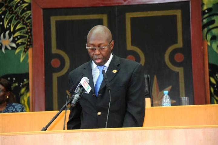 """Mamadou Lamine Diallo: """"Le PSE est une insulte à notre intelligence"""""""