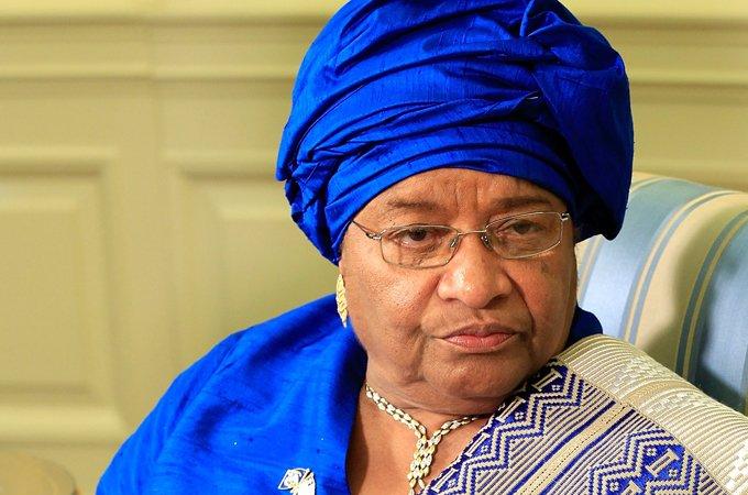 Ellen J. Sirleaf, expulsée, Libéria, son parti