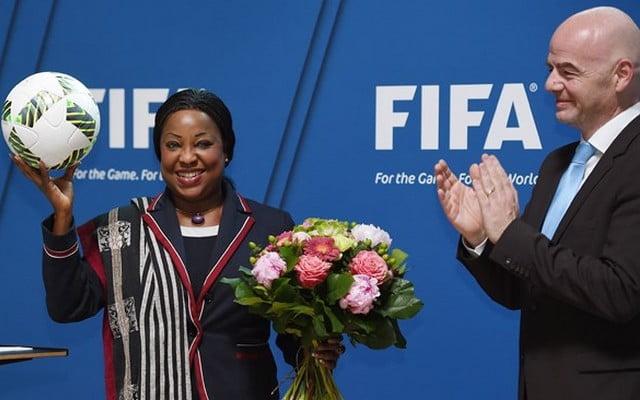 Fatma Samoura, fifa, football leaks, football leaks Fatma Samoura