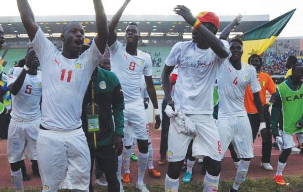 Can U20, Guinée, juniors sénégalais, Krépin Diatta, Mamadou Diarra, Zambie