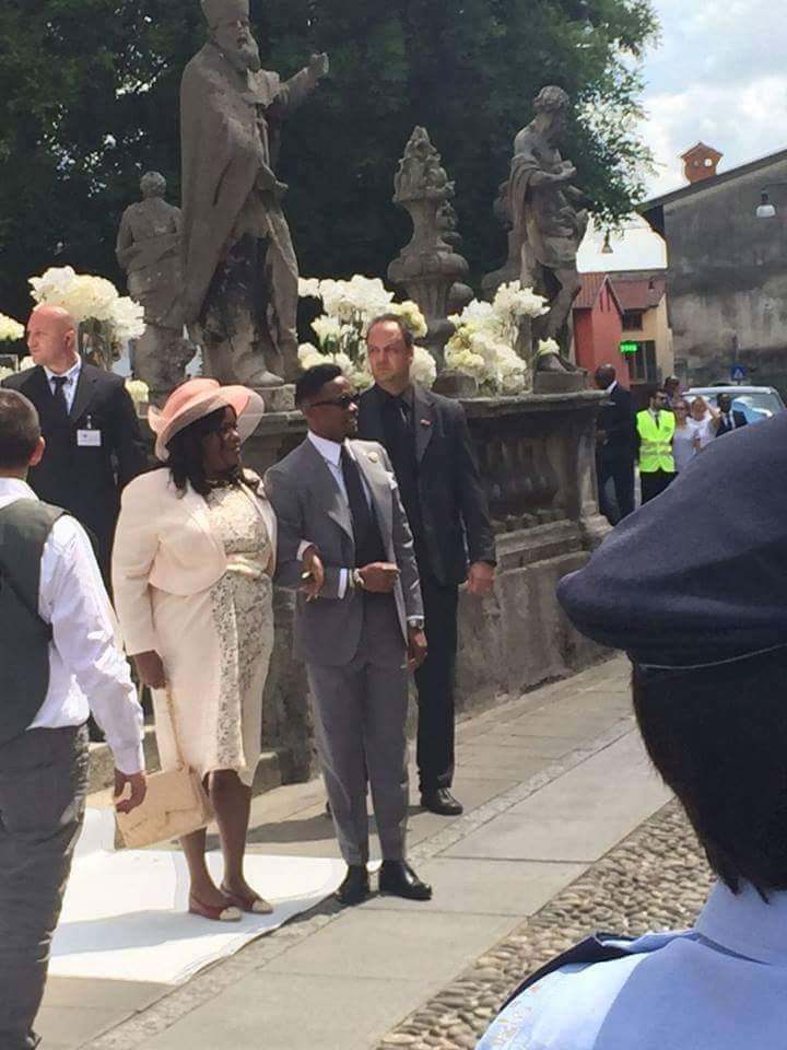 (16) Photos : Les images inédites du mariage de Samuel Eto'o