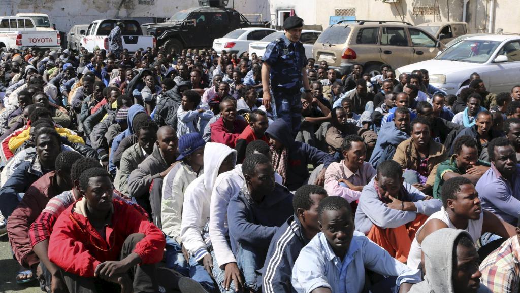 migrant Libye, Onu, Ue