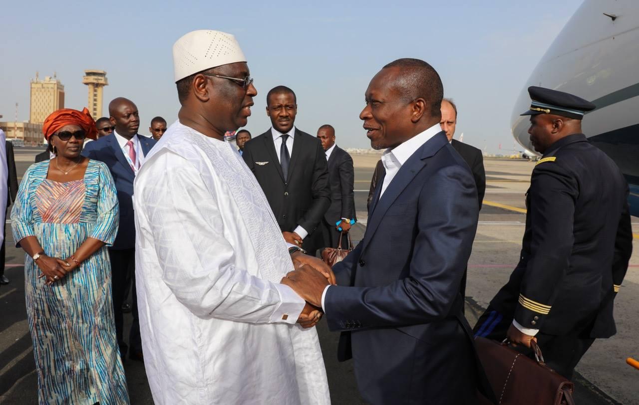 Bénin : Le président Talon de retour de son séjour médical
