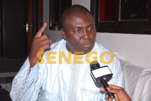 Bamba Fall, Ousmane Tanor Dieng, Parti Socialiste, sort le sabre