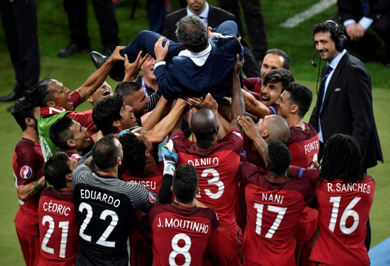 Cruelle désillusion pour l'équipe de France /Le Portugal remporte l'Euro 2016 !