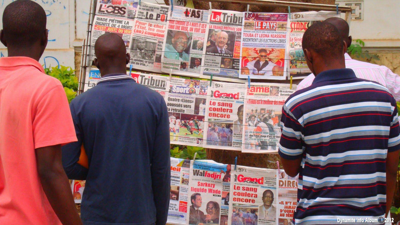 Macky Sall lève le blocus de l'aide à la Presse