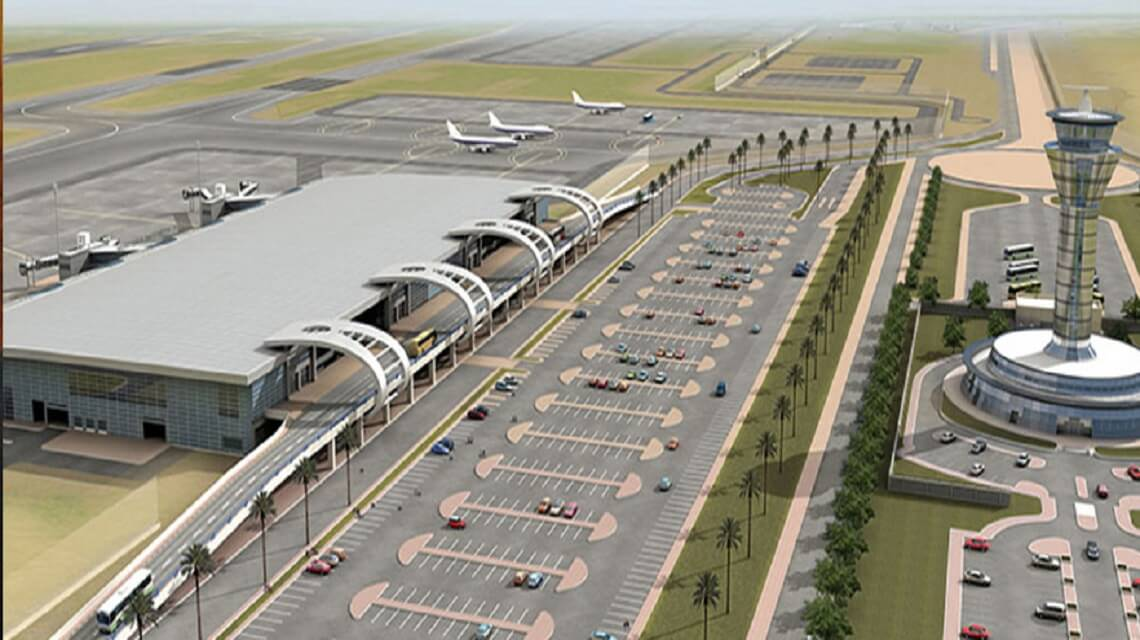 """Résultat de recherche d'images pour """"nouvel aéroport international Blaise-Diagne , Sénégal,"""""""