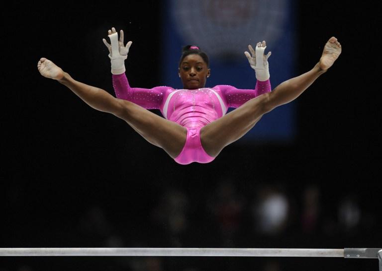 Thick Gymnast