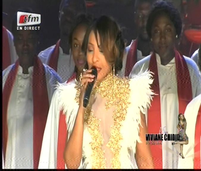 Vidéo Anniversaire: Entrée Spectaculaire de Viviane Chidid au Grand Théâtre. Regardez
