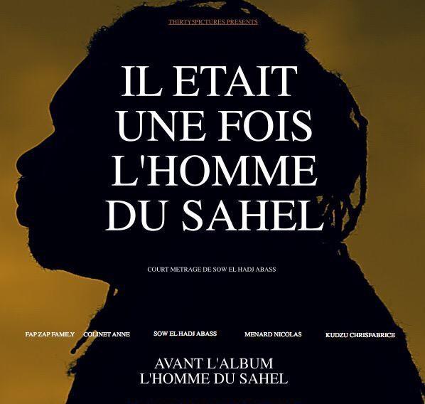 """Première au Sénégal – Abass Abass présente son court métrage """"Il était une fois, l'homme du Sahel"""""""