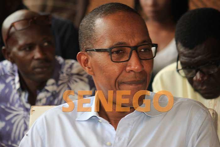 Abdoul Mbaye relaxé