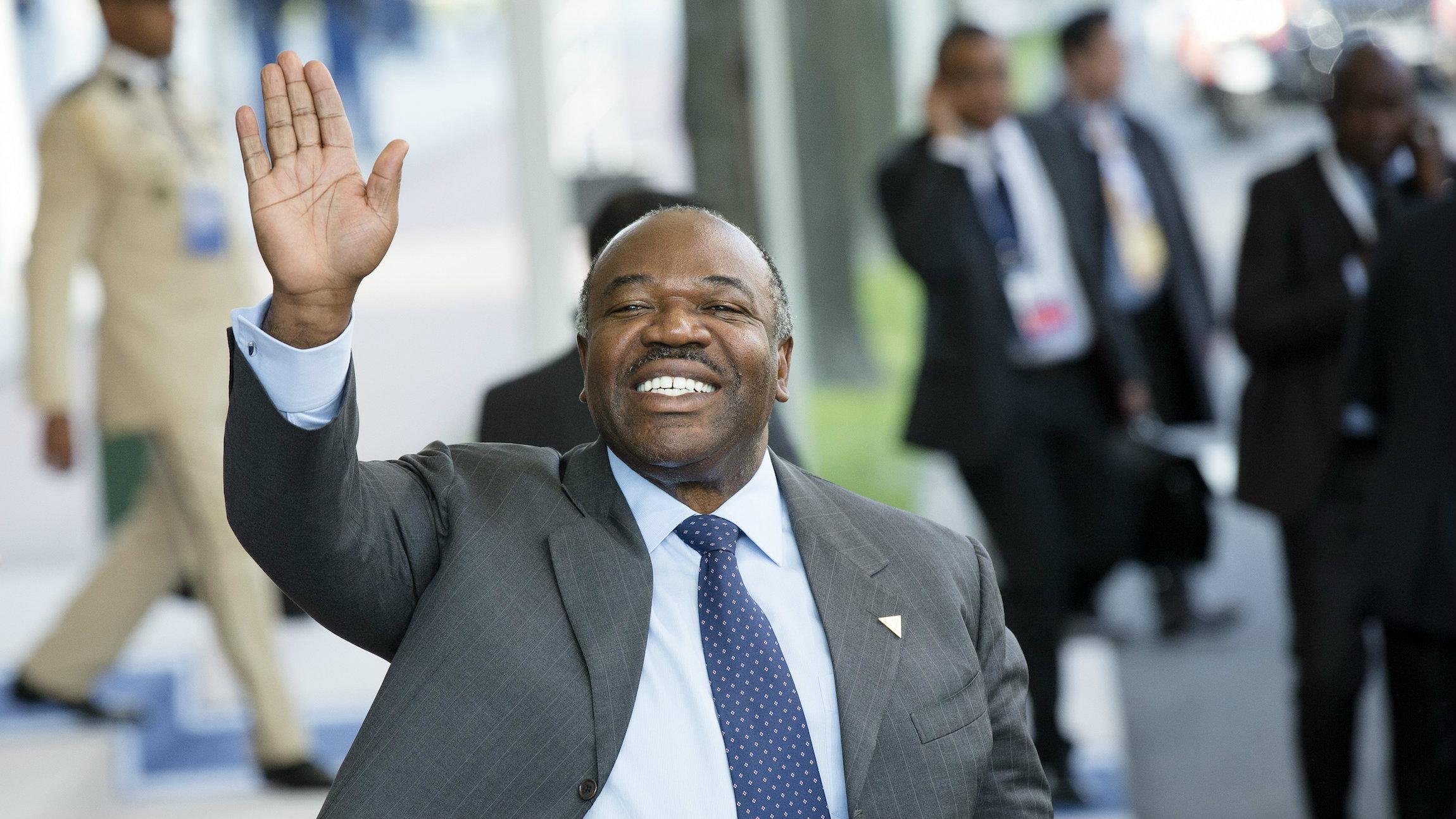Ali Bongo, déces, Précisions