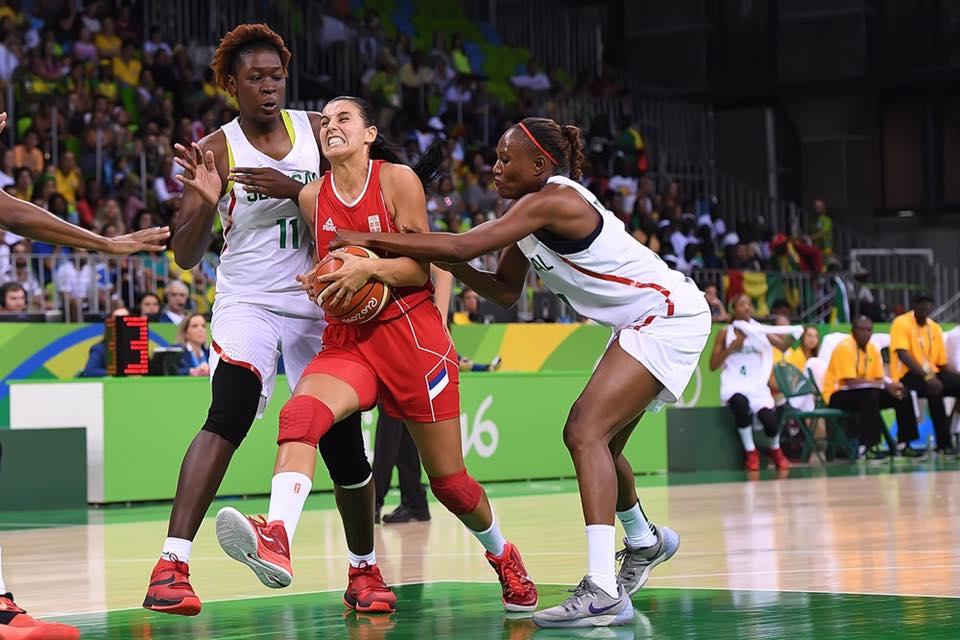 Super Basket - Préparation Mondial 2018: Les Lionnes du Sénégal #SE_49