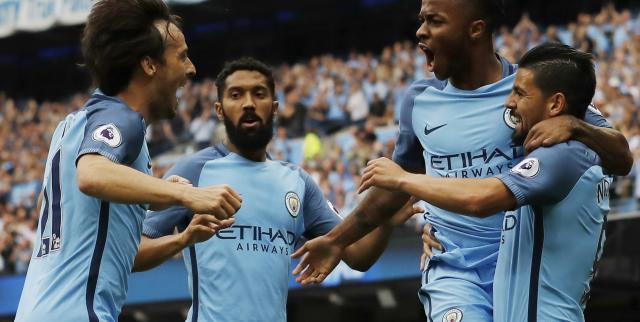 Premier League: à Man city, c'est la belle vie