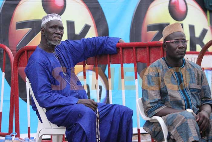 Lutte, Mbaye Guèye, Physique