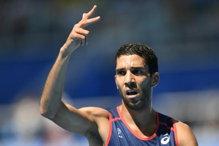 JO-2016/3000 m steeple: Mekhissi en bronze, après réclamation!