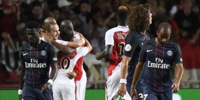 Ligue 1(3e journée): Monaco corrige Paris