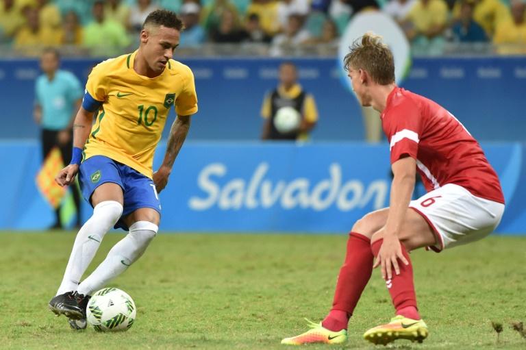 Résultat JO - VIDÉO : le Brésil en demies, le but de Neymar