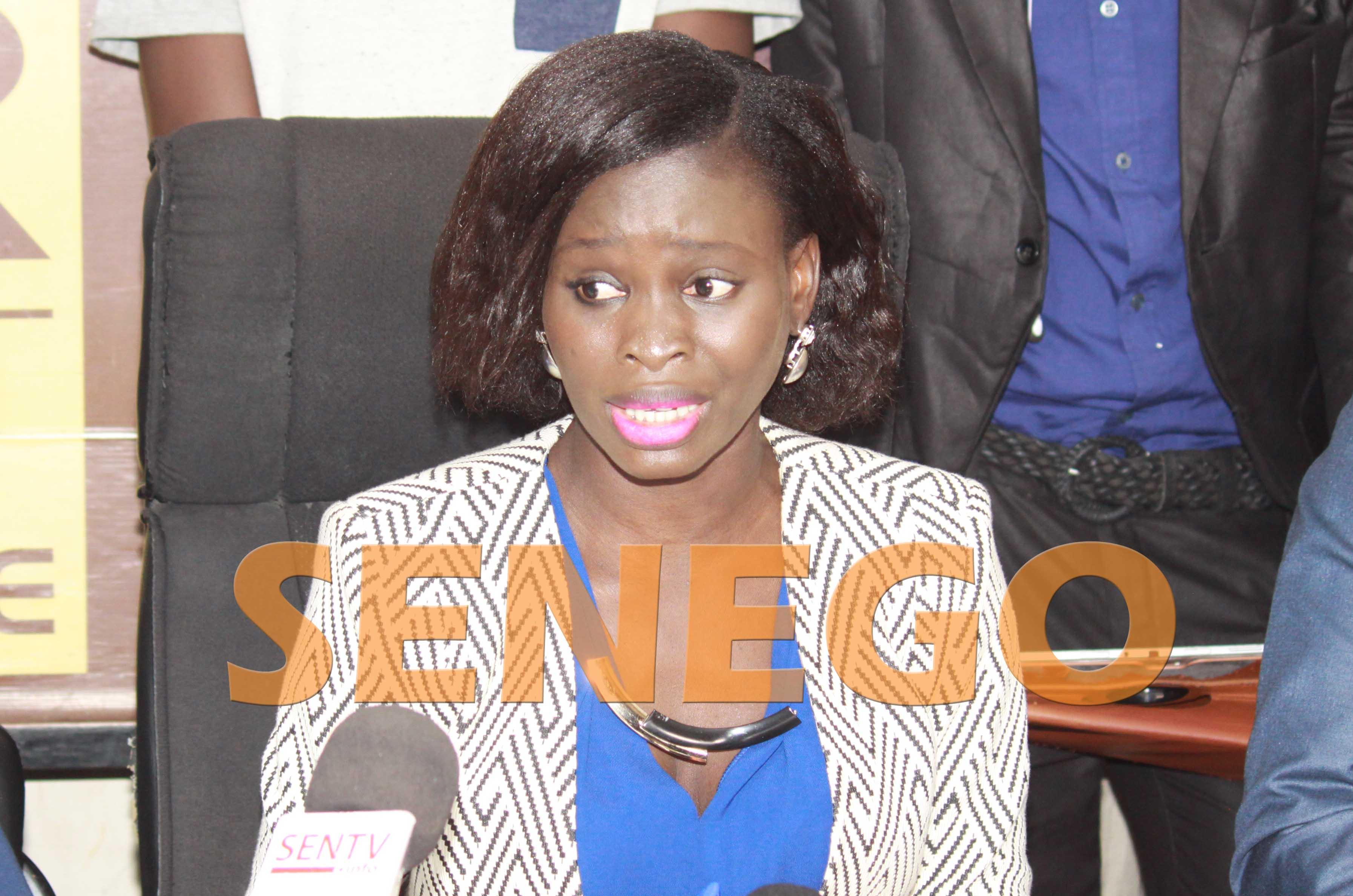 Auteur, Deal pour éliminer Sonko de la présidentielle, dément formellement être..., Therese Faye, Un audio serait attribué