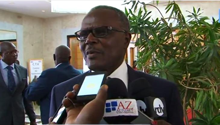 Vidéo : Ousmane Tanor Dieng sur la candidature annoncée de Khalifa Sall - Regardez.
