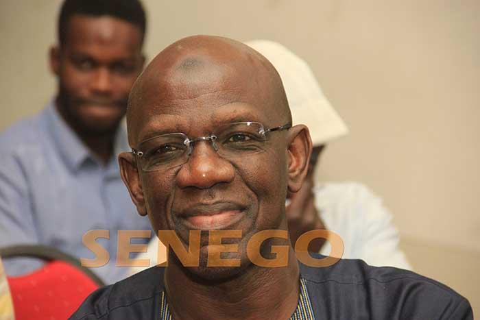 Maître Mame Adama Gueye