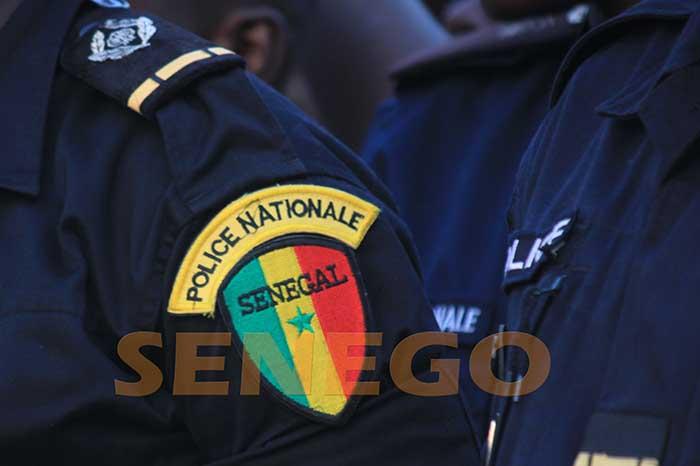 afrique, Classée quatrième, félicitée, La Police sénégalaise