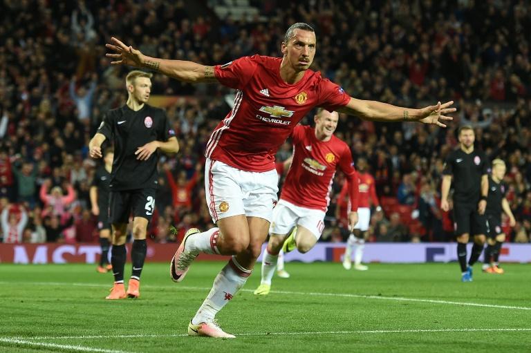 Europa League: Manchester United peut remercier Zlatan!