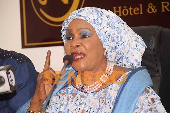 Aïda Ndiongue, Thierno Cheikh Oumar Bachir