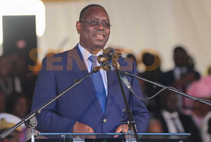 Macky Sall, Docteur honoris causa de « Geneva School of Diplomacy and International Relations »