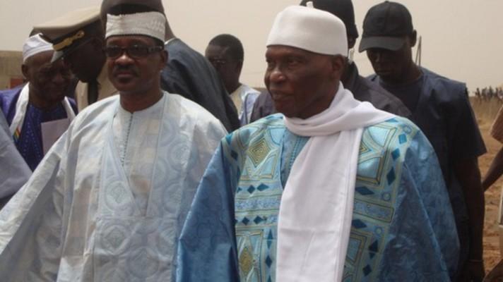 madické, Mouvement des amis de Abdoulaye Daouda Diallo, Wade