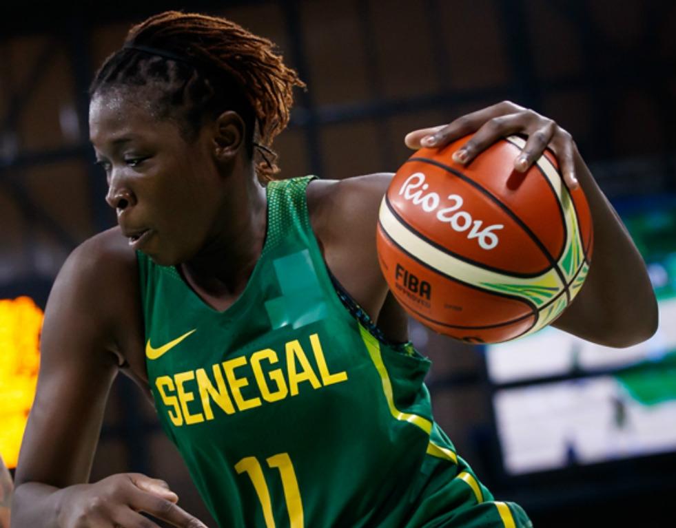 Basket, basket sénégal, club de Maimouna Diarra, lionnes du sénégal, Maïmouna Diarra, nouveau club de Maimouna Diarra, transfert Maimouna Diarra