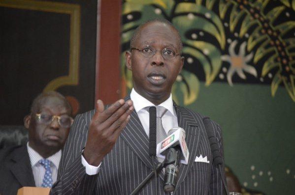 Mahammad Dionne «''Le contrat avec Total été signé de manière légale et transparente avec un seul intérêt en tête le peuple sénégalais''