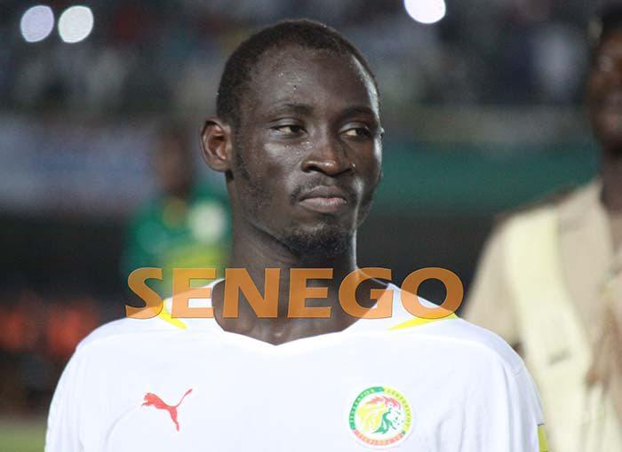 adama mbengue, Aliou Cissé, Coupe du monde, défenseur sénégalais forfait, forfait de saliou ciss, Lions du Sénégal, Mondial 2018, Saliou Ciss