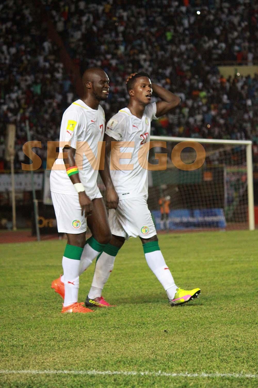Match Senegal Cap Vert