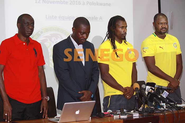 Lions du Sénégal, Mondial 2018