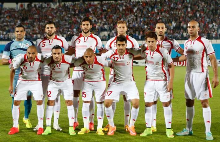 Mondial 2018 tunisie guin e les onze de d part des deux quipes - Coupe du monde 1998 tunisie ...