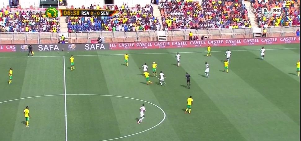 Afrique du Sud/Sénégal: vivez le match en direct sur Senego