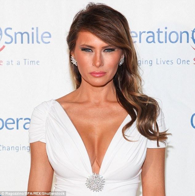 (19 Photos) – la femme de Donald Trump a-t-elle de la classe? – Regardez