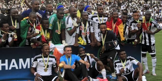 Résultats de recherche d'images pour «Coupe de la CAF: le TP Mazembé»