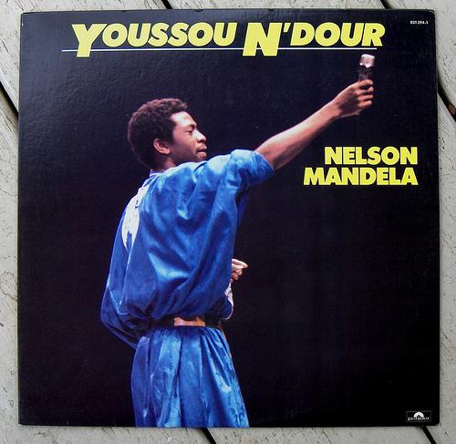 album de youssou ndour, Mandela, Nelson Mandela, Roi du mbalakh, Youssou Ndour, youssou ndour et nelson mandéla