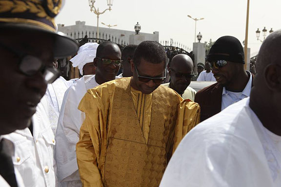 Bataclan, Concert, Magal, Touba, Youssou Ndour