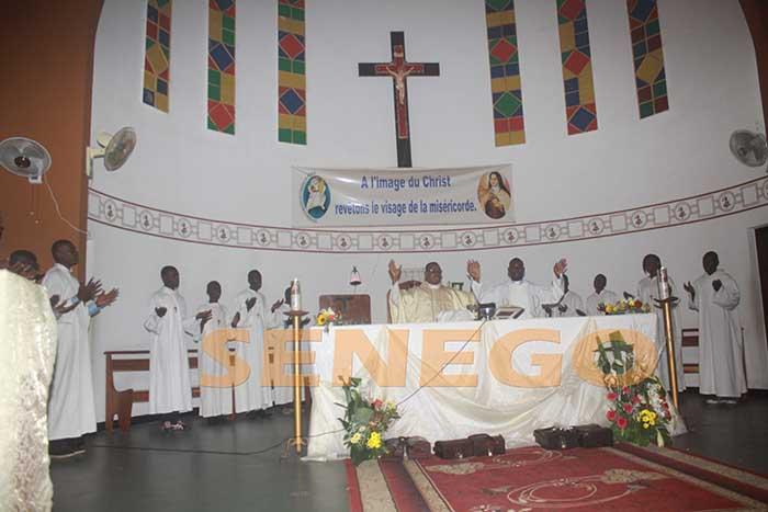 Eglise Sainte Thérèse de Grand Dakar (1)