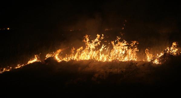 Incendié, marché central Mbour