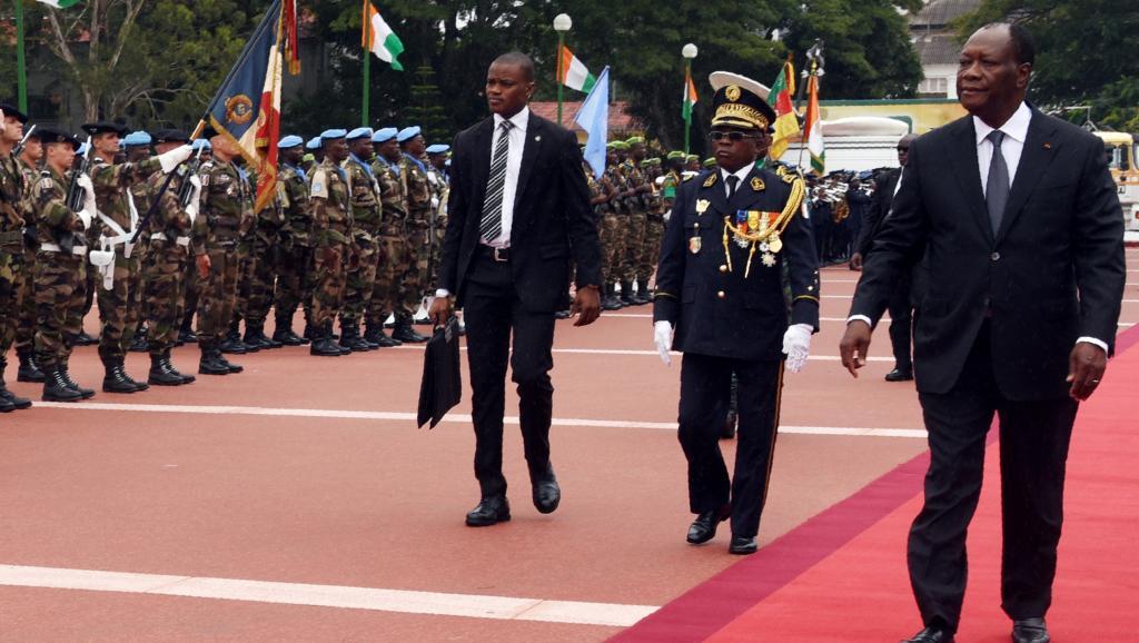 Alassane Ouattara, cérémonie investiture, Macky Sall