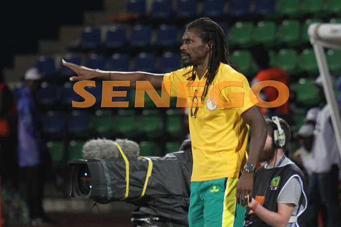 Aliou Cissé, Classement fifa, Equipe Nationale du sénégal, Lions du Sénégal, match de Aliou Cissé, record de Aliou Cissé, Sénégal, vidéo aliou cissé