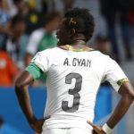 Asamoah Gyan, Frustré, Ghana, Retraite