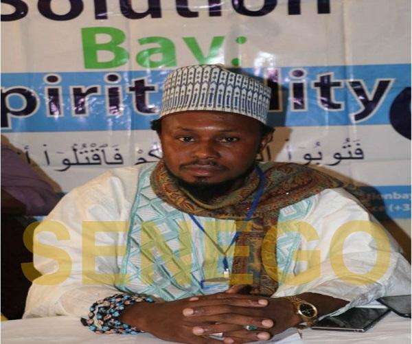 cheikh baba diallo, sbs, solution bay: spirituality