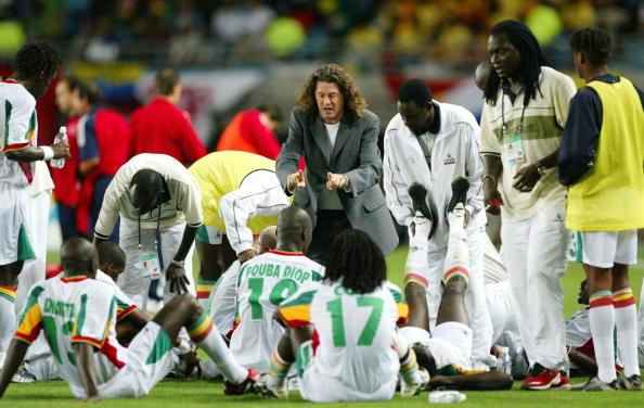 Mondial 2018 : groupe H ouvert pour le Sénégal
