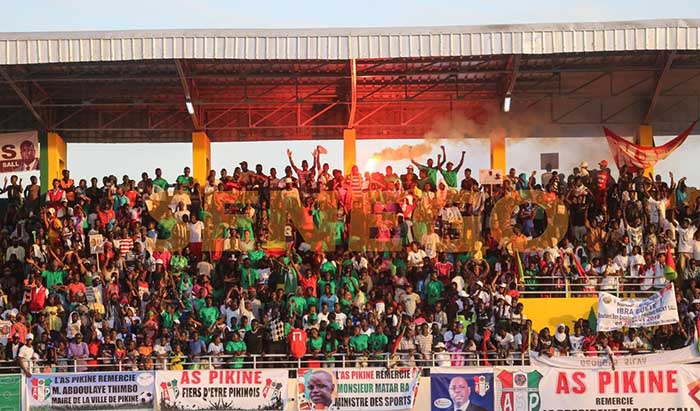 Supporters As Pikine